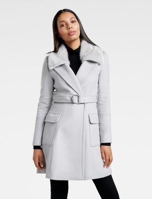 Ever New Susane Wrap Coat