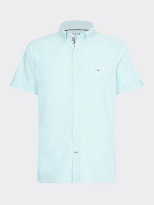 Tommy Hilfiger Organic Cotton Short Sleeve Shirt