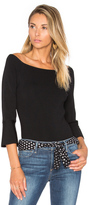 Lucy Paris Elle Off the Shoulder Top