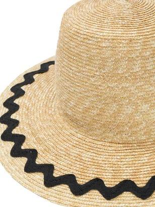 Marysia Swim medium flower pot hat