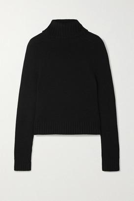 Nili Lotan Atwood Cashmere Turtleneck Sweater - Black