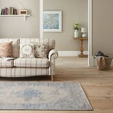 Thumbnail for your product : Louis De Poortere Starfield Rug, Soft Blue