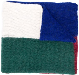 Plan C Colour Block Scarf