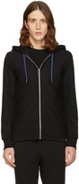 Paul Smith Black Cotton Hoodie