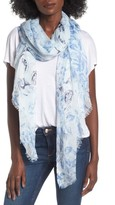 Hinge Women's Jungle Cat Scarf