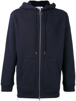 Lacoste side zip hoodie - men - Cotton - 4