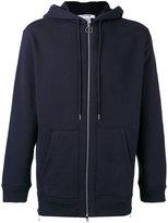Lacoste side zip hoodie