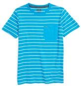 Hurley Stripe Pocket T-Shirt (Big Boys)