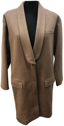Givenchy Camel Cashmere Coat for Women