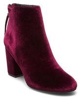 Steve Madden Cynthia Velvet Ankle Boots