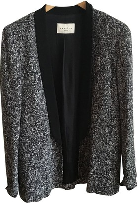 Sandro Grey Jacket for Women