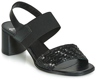 Perlato MARONA women's Sandals in Black