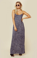 Blue Life kate maxi silky slip dress