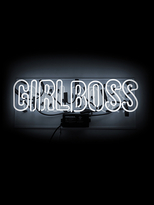 Oliver Gal Girl Boss (Neon Sign)