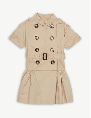 Burberry Cynthie trench dress 3-14 years