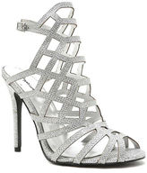 Qupid Ara Caged High Heel Sandals