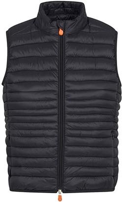 Save The Duck Giga X Vest (Black) Women's Clothing