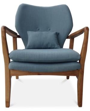 Noble House Areba Wide Frame Club Chair