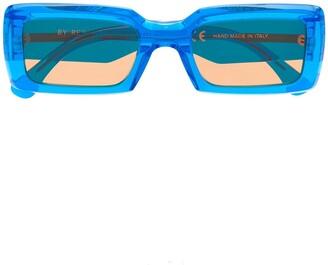 RetroSuperFuture Sacro rectangular frame sunglasses