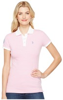 U.S. Polo Assn. Birdseye Pique Polo Shirt