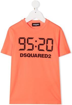 DSQUARED2 95:20 crew-neck T-shirt