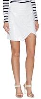 Style Stalker Soundmaker Sequin Asymmetrical Skirt