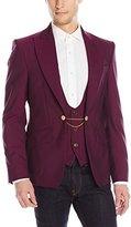 Vivienne Westwood Men's Classic Suiting Wool Waistcoat Jacket