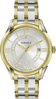 Versace Apollo Collection V10070015 Men's Stainless Steel Quartz Watch