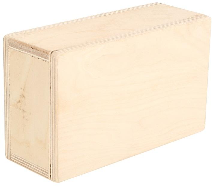 Hugger Mugger Yoga Wood Block
