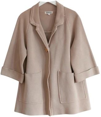 J&M Davidson J & M Davidson Beige Cotton Jacket for Women