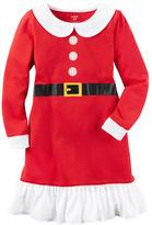 Carter's Santa Suit Sleep Gown