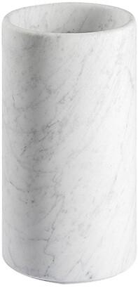 Salvatori Ellipse Carrara Marble Wine Chiller