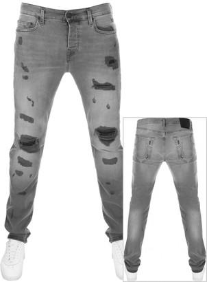 True Religion Rocco Jeans Grey