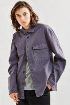 Urban Outfitters Heavyweight Denim Button-Down Over Shirt