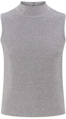 Alice + Olivia Alice+Olivia Lanie Sleeveless Top
