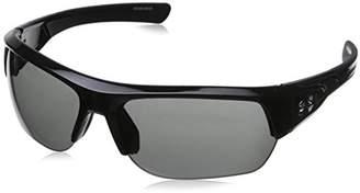 Under Armour Big Shot Sunglasses Black / Gray Lens