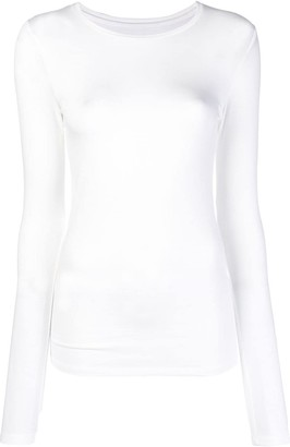 Majestic Filatures Long-Sleeve Top