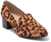 Cl By Laundry Hopes Leopard Block Heel Pump