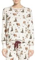 PJ Salvage Women's Peachy Jersey Top
