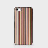 Paul Smith Men's Signature Stripe iPhone 5 Case