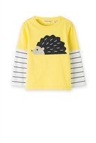 Country Road Hedgehog T-Shirt