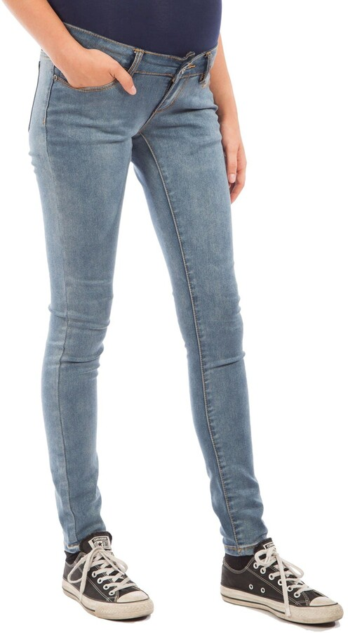 Thumbnail for your product : Modern Eternity Skinny Maternity Jeans