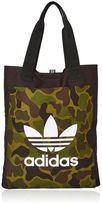 adidas Black canvas shopper bag