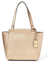 Lauren Ralph Lauren Carlisle Collection Afton Shopper