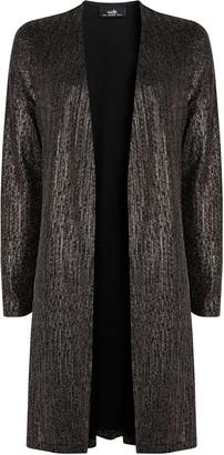 Wallis Bronze Shimmer Jacket