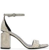 Alexander Wang block heel sandals