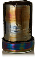 Tom Dixon Materialism Oil Candle, 540g - Metallic