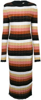 Fendi knitted dress