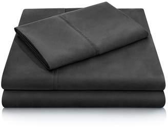 Malouf Woven Microfiber Split King Sheet Set Bedding