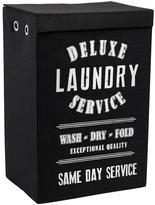 Sabichi Foldable Polyester Laundry Basket